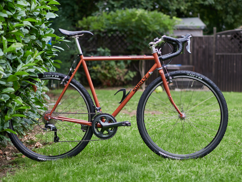Surly Cross Check Gravel Bike Build With Images Bike Gravel