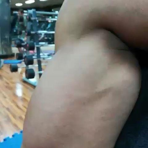 #bicepworkout #dummbell #preachercurls #fun #fitnesslife #fitnessmodel #fitguy #fitfam #fitnessmotiv...