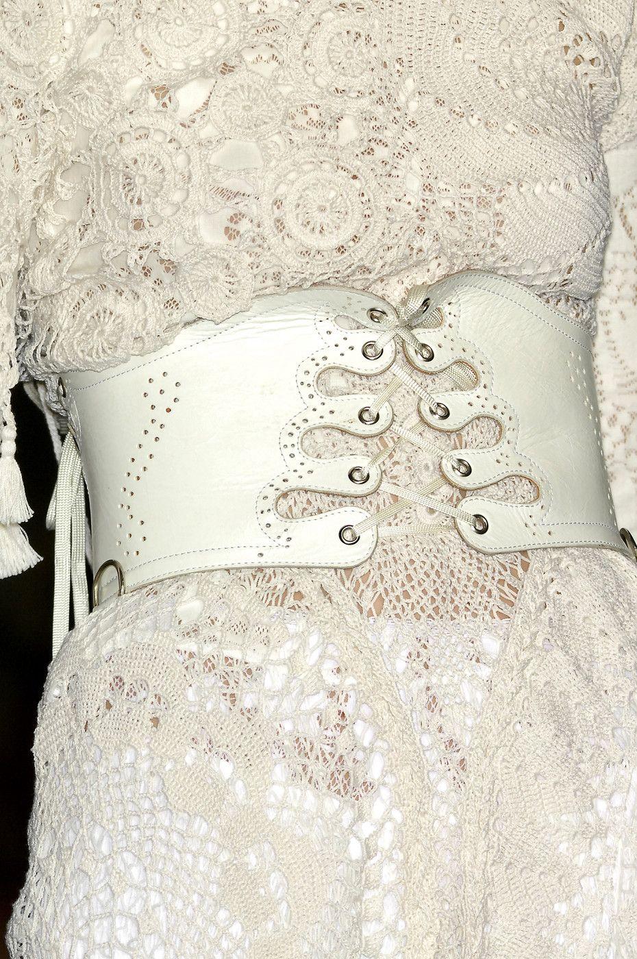 Jean Paul Gaultier at Paris Fashion Week Spring 2008 - Details