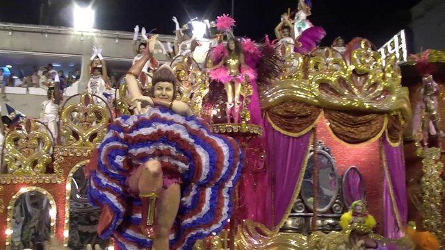 Samba Carnival in Rio by Masahiro. In 2009, Carnival in Rio de Janeiro in Brazil shooting champion