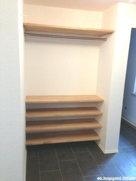 Photo of Garderobe In Nische Bauen Wohn Design #dekoration