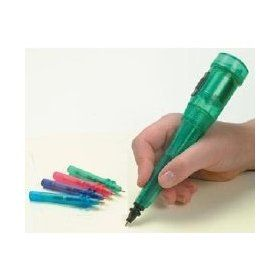 Multicolor Squiggle Wiggle Writer