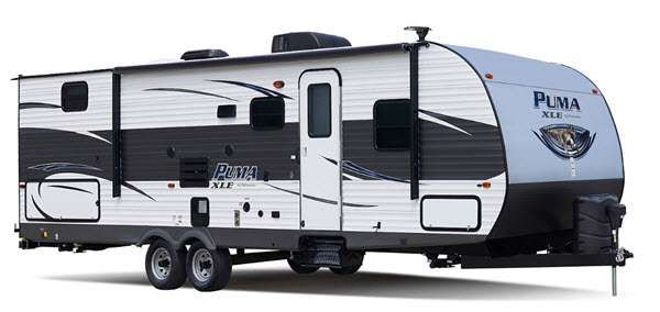 Puma Xle Travel Trailer Rv Sales 16 Floorplans Light Travel