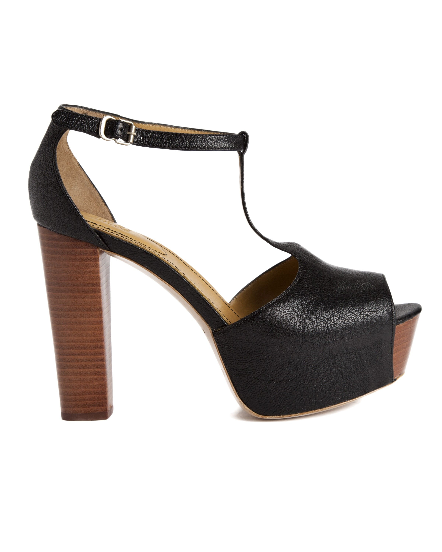fe0725e83 Black Platform Sandal by See by Chloé Chloe Shoes