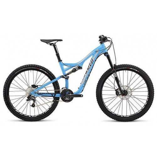 2015 Specialized Stumpjumper FSR Comp EVO 650B Mountain Bike - Buy ...