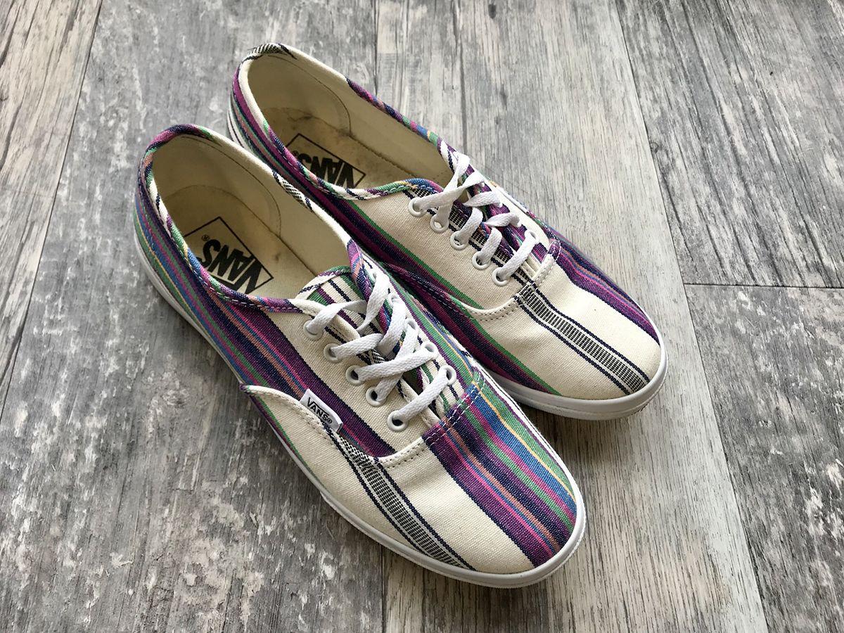 Bowling shoes, Vans