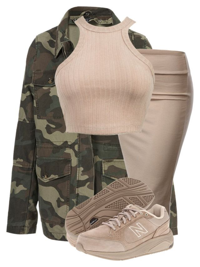 """""""Untitled #2904"""" by xirix ❤ liked on Polyvore featuring Topshop, J.TOMSON and New Balance"""