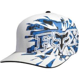 77a8c8fb4 Fox Hats for Sale | Fox Racing Quasar Men's Flexfit Race Wear Hat ...