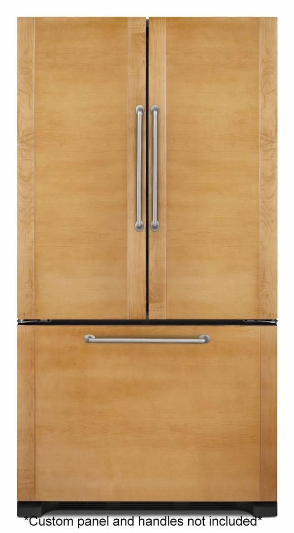 Jfc2290rtb 36 Counter Depth French Door Refrigerator With