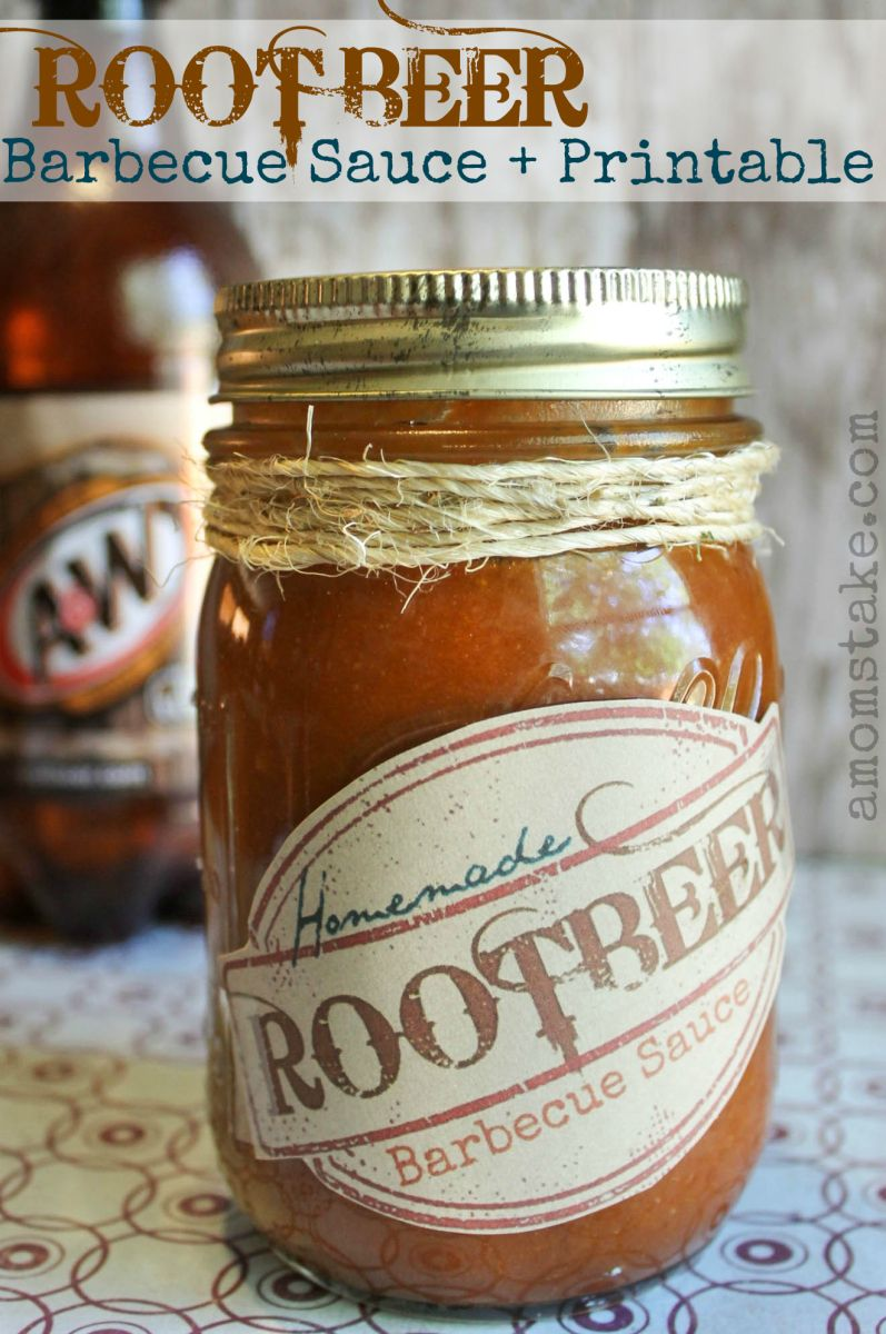 Homemade Root Beer Barbecue Sauce Recipe Recipe Barbecue Sauce Beer Barbecue Sauce Recipe Barbecue Sauce Recipes