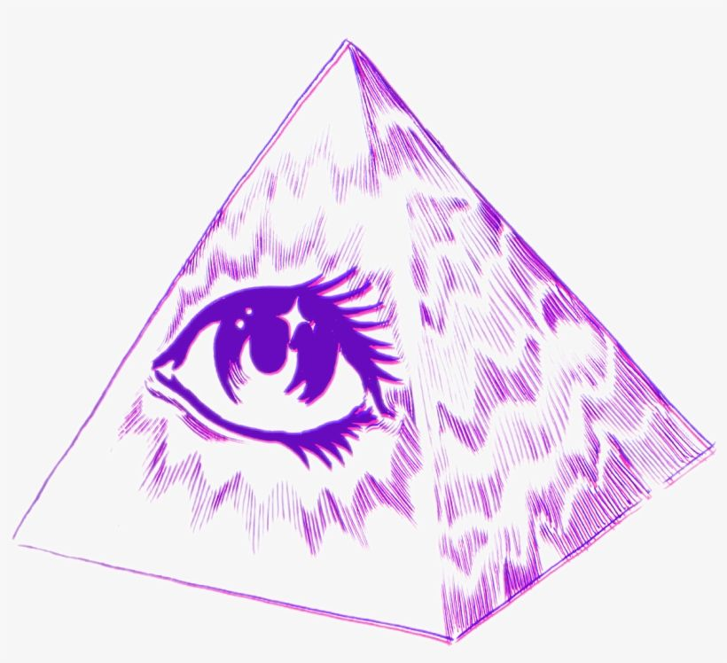 Download Triangle Iluminati Waporwave Tumblr Vaporwave For Free Nicepng Provides Large Related Hd Transparent Png Images Vaporwave Graphic Tumblr