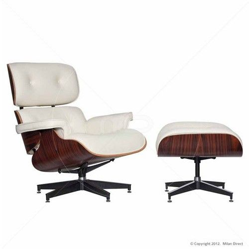Lounge Chair And Ottoman Eames