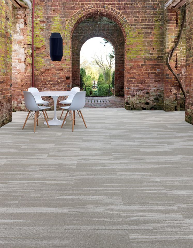 Vertical Layers collection by Shaw Contract. Expose Tile