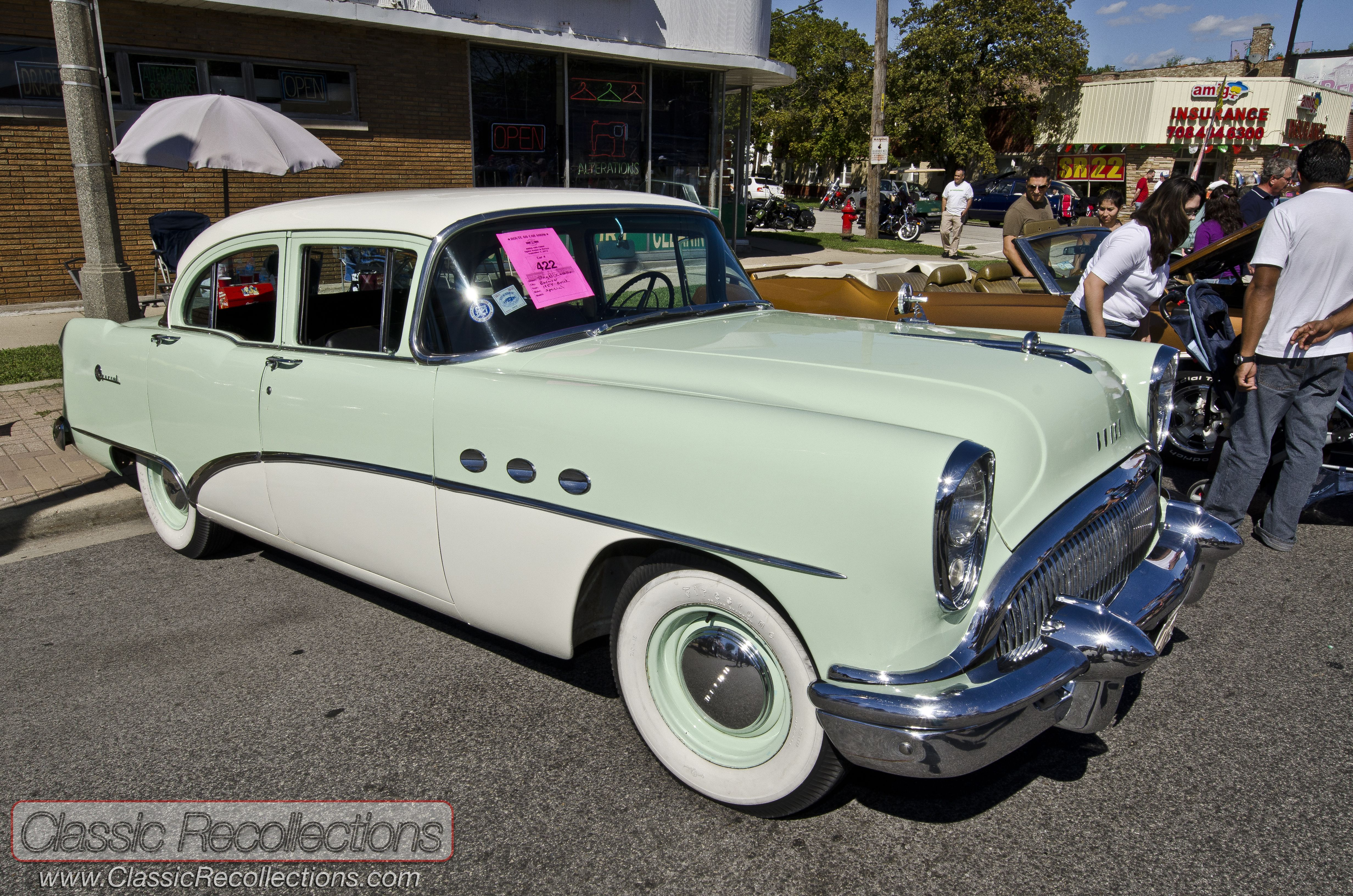 Feature 1954 Buick Special 1954 Buick Buick Buick Cars