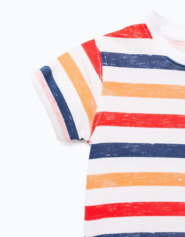 Inditex PrintLefties Camiseta BoyCamisetas Y Baby 80kXNOnZwP