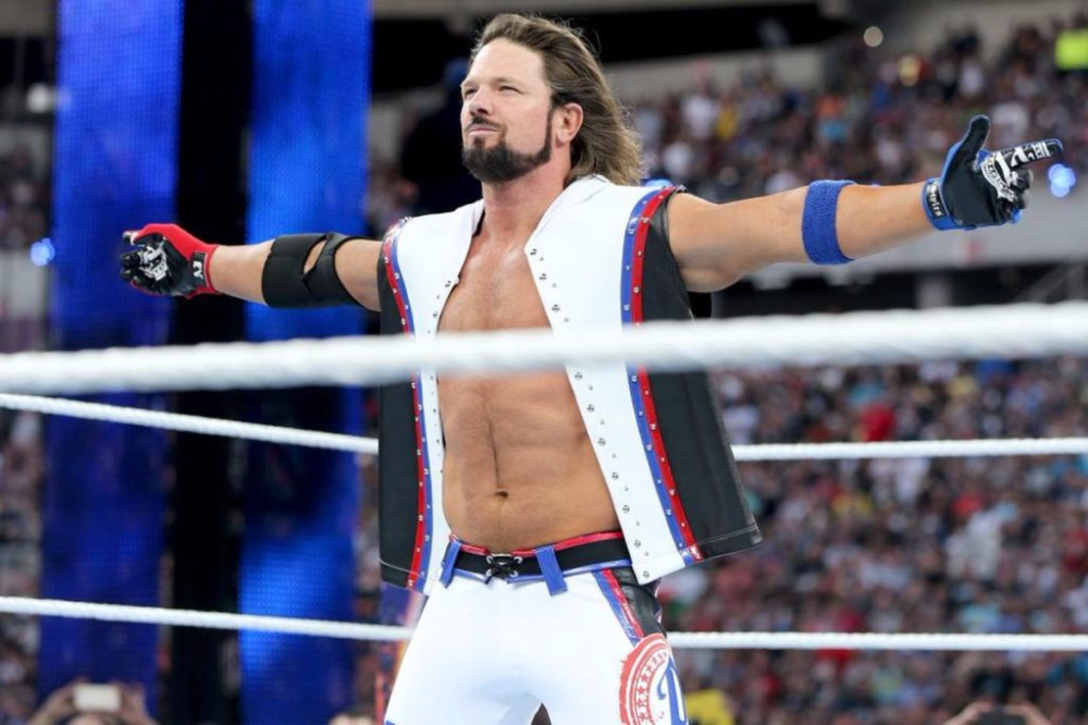 Wwe Superstar Aj Styles Full Biography And Personal Life 6 In 2020 Aj Styles Shane Mcmahon Wrestling News