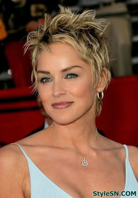 Celebrity with short hair styles 2014 -StyleSN