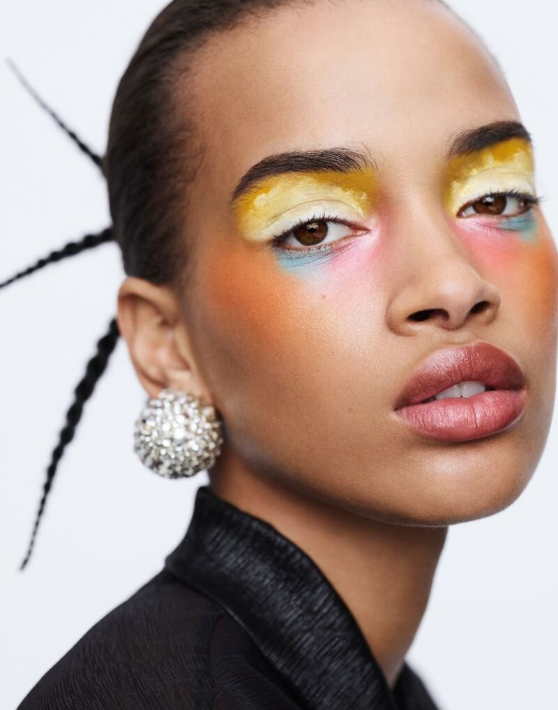 Nisaa Pouncey's Modern Beauty by Jason Kim for Slimi