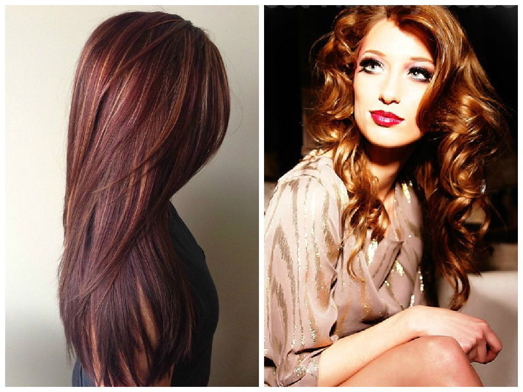 Different-Ecaille-Red-Hair-Color-Options | hair | Pinterest ...