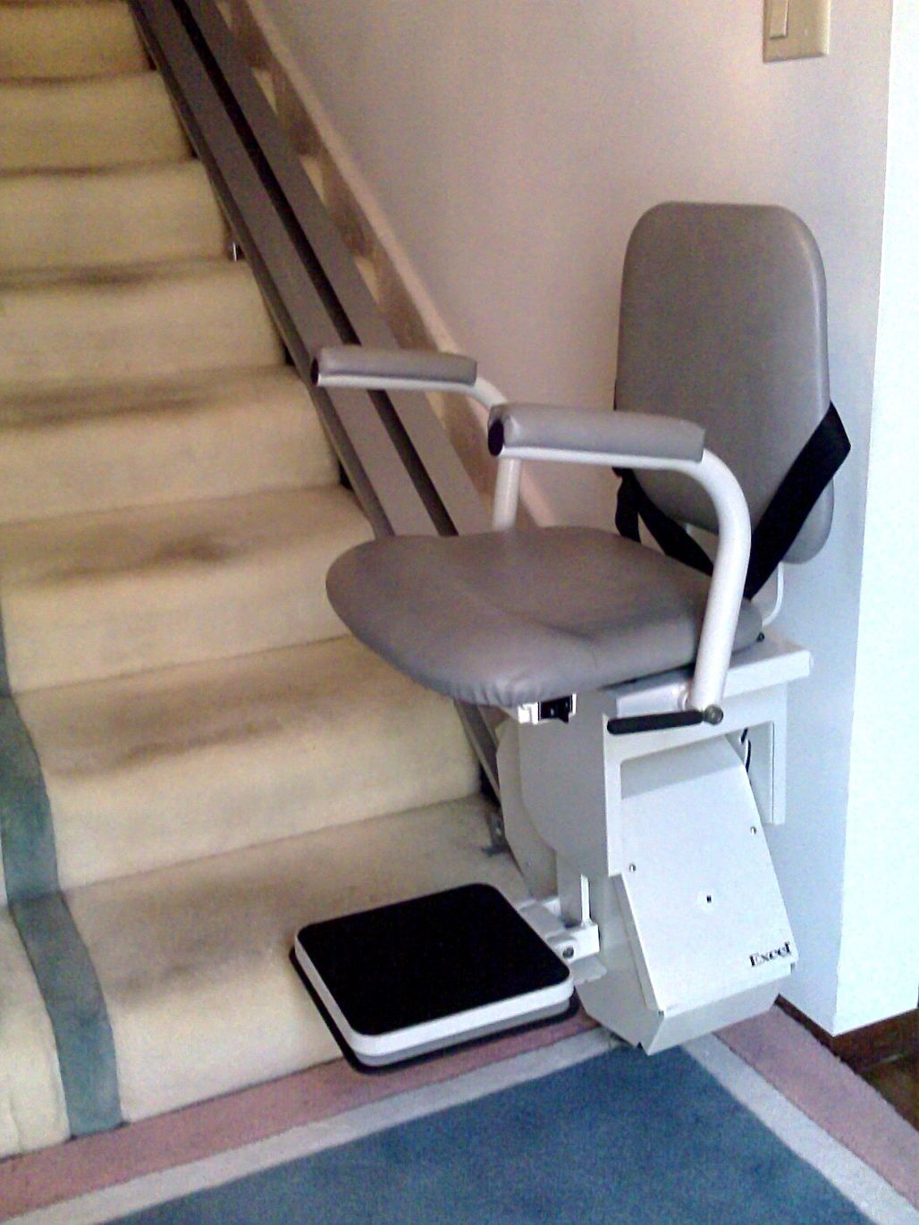 Pin on mobility equipment