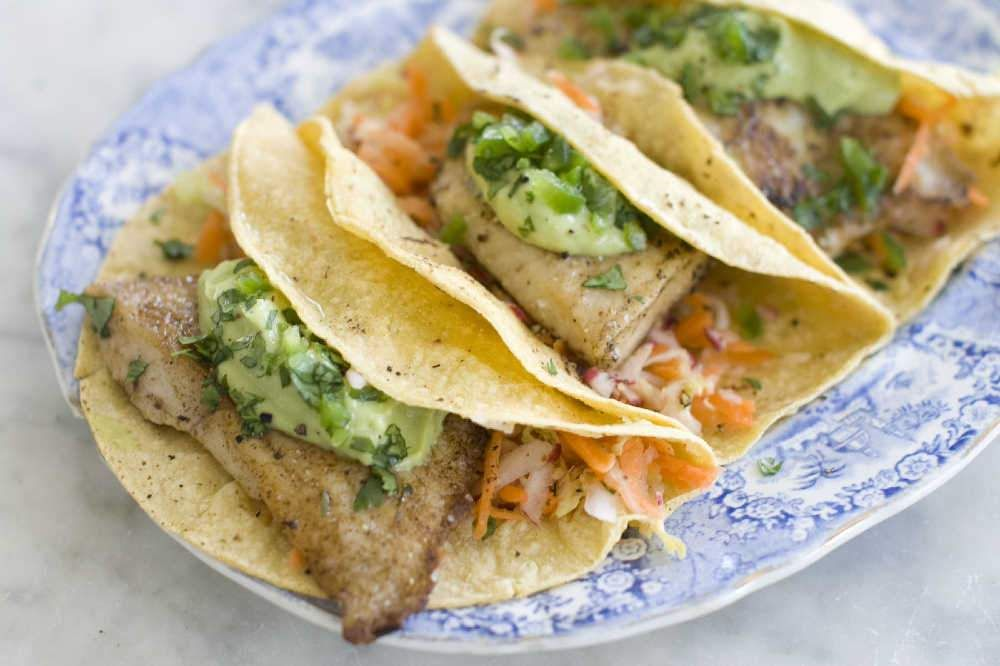 Putting a healthy spin on the popular fish taco Healthy