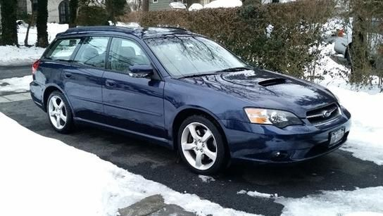 Used 2005 Subaru Legacy 2 5gt Limited For Sale In Larchmont Ny