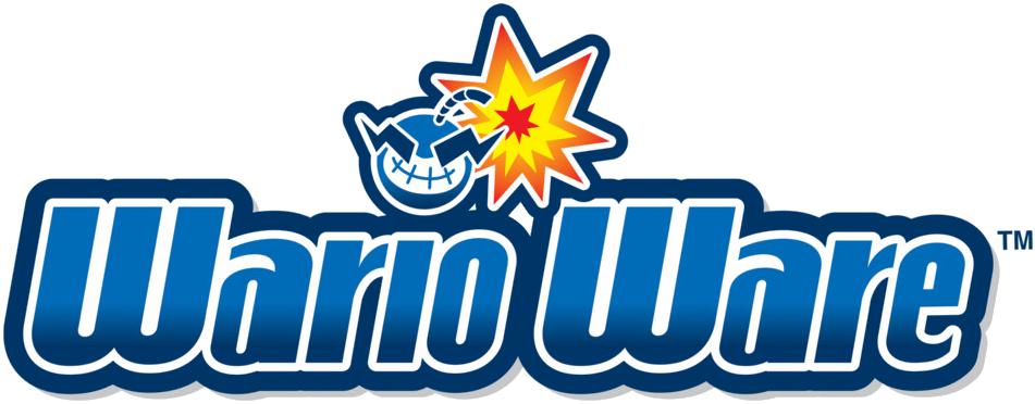 warioware logo Google Search in 2020 Game logo, Logos