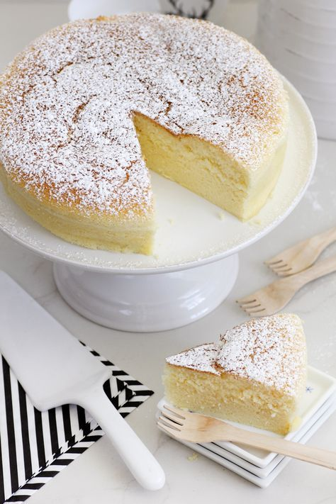 עוגיו.נט: עוגת גבינה יפנית