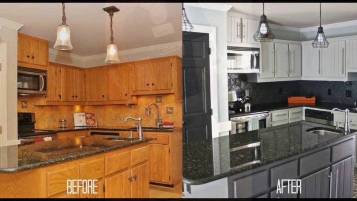 Refinish Cabinets Without Sanding Youtube Cabinet Makeover Remodel Cabinets Kitchen Cabi In 2020 Kitchen Cabinet Remodel Kitchen Design Repainting Kitchen Cabinets