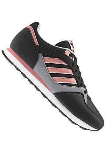 Trendy ZX 100 (Zwart) Sneakers van het merk Adidas voor ...