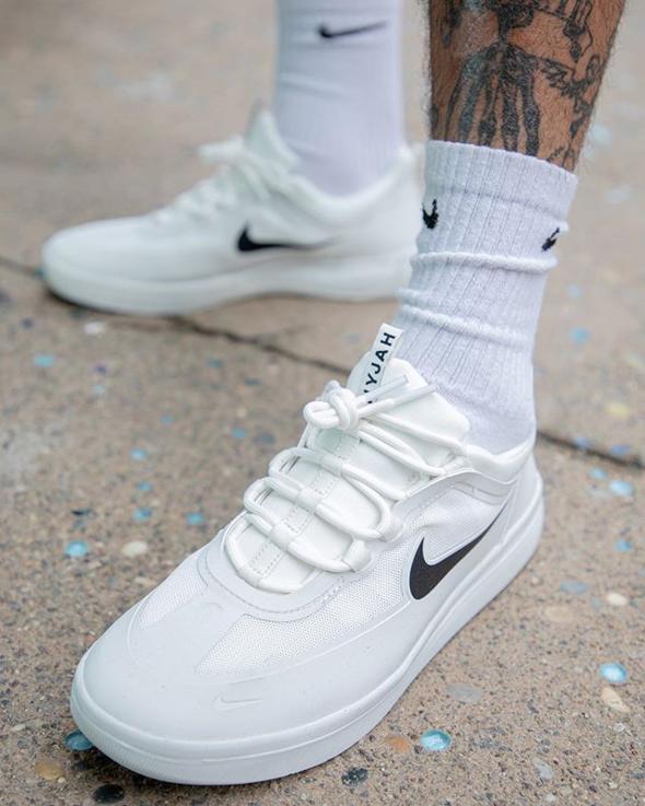 Cuarto de bordillo  Nike SB Nyjah Free 2 Skate Shoes– Mainland Skate & Surf | Nike sb shoes, Nike  sb, Swag shoes