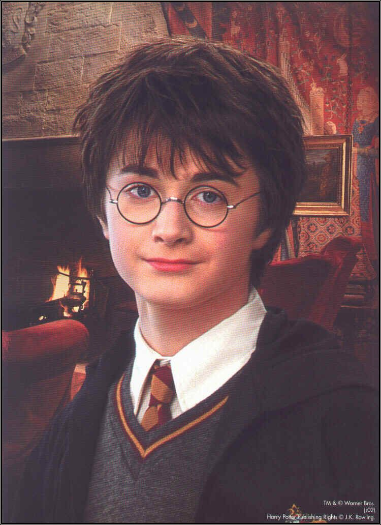 Picture Of Daniel Radcliffe In Harry Potter And The Sorcerer S Stone Posterbook20 Jpg Daniel Radcliffe Harry Potter Harry James Potter Harry Potter Pictures