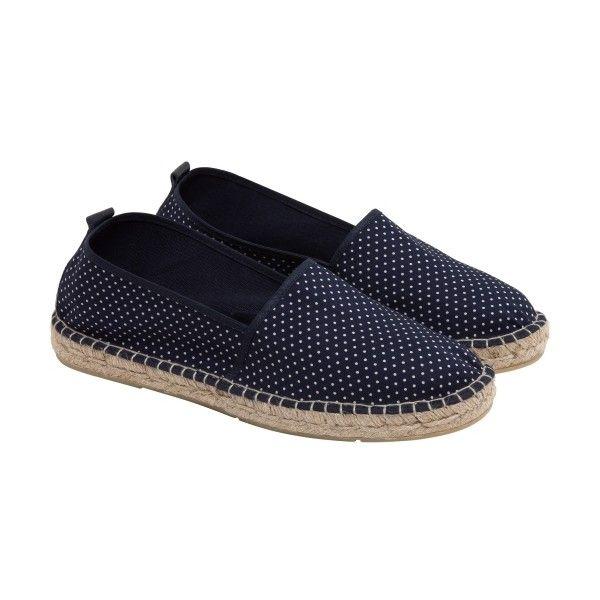 agnès b. blue liam espadrille (42.145 HUF) ❤ liked on Polyvore featuring men's fashion, men's shoes, blue, shoes and mens blue shoes