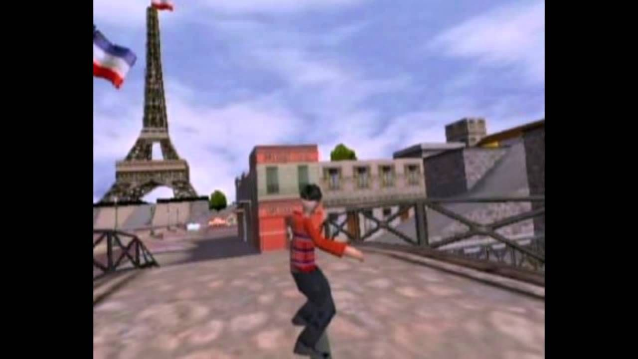 Skateboard Park Tycoon World Tour 2003 PC 2002 Gameplay