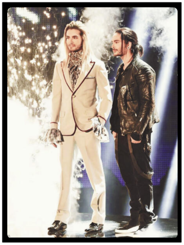 Bill & Tom Kaulitz, DSDS! (With images) Tokio hotel