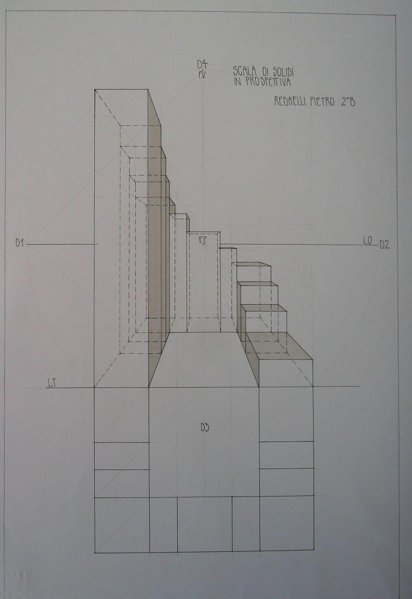 Pin su liceo artistico medardo rosso esercizi classe seconda for Disegnare progetto casa