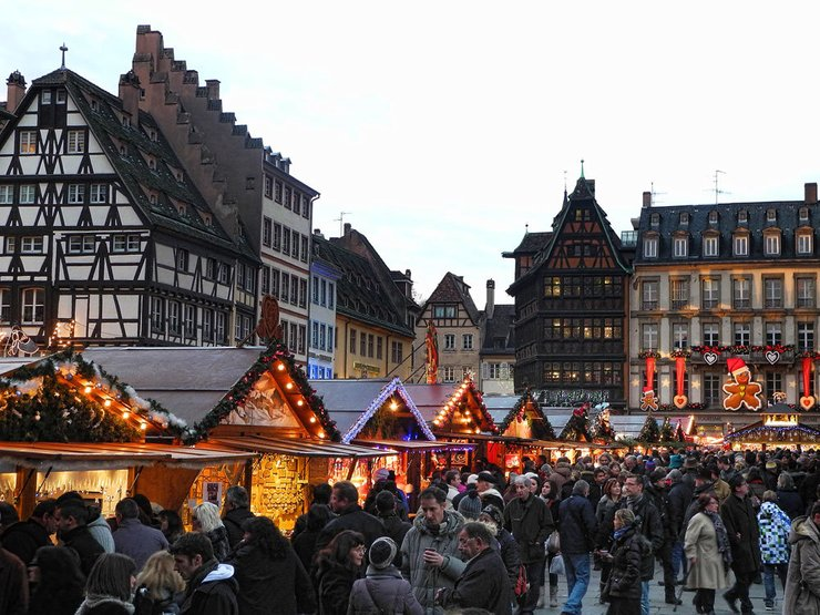 Strasbourg Christmas Markets 2020 in France Dates & Map