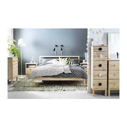 Tarva Chest With 5 Drawers Pine 15 3 8x50 Ikea Bed Frame Ikea Ikea Bedroom