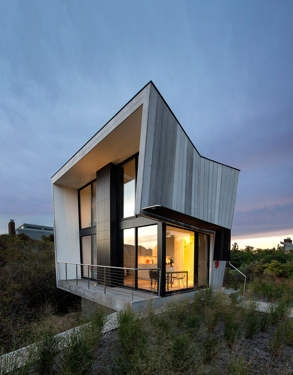 Beach Hampton Bates Masi Architects 1 Footprints Beach