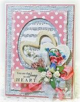 A Project by Kathy Montgomery from our Cardmaking Gallery originally submitted 02/08/13 at 11:10 PM
