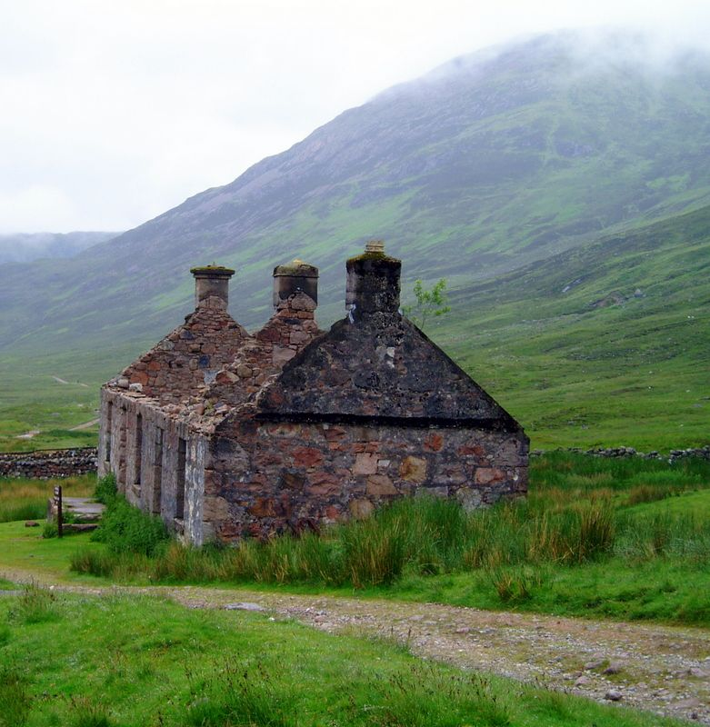 Highlands Ranch Restore: West Highland Way, Scotland. I Want To Restore This & Live