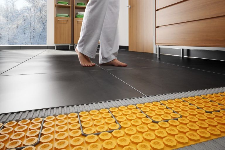 heated floors schluter®ditraheat ZLVKVCH em 2020