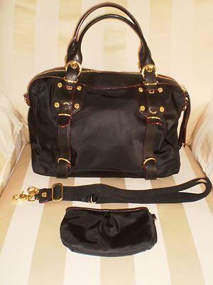 0f7c56918d Mz Wallace Blackred Lining Handbag