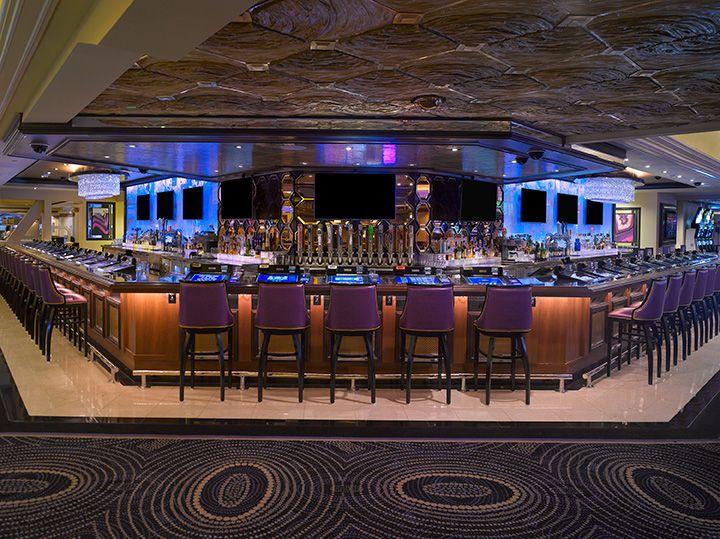 Harrah's Signature Bar Las Vegas, NV Bar stools