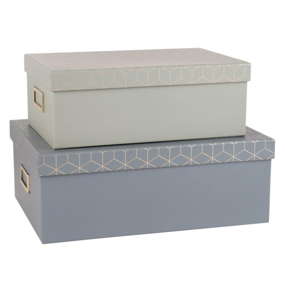 Almacenaje Caja De Carton Cajas Y Objetos De Decoracion