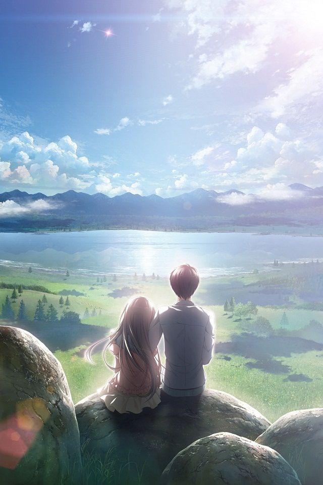 Pin by Adina Bran on Wallpaper | Anime scenery, Romantic ...