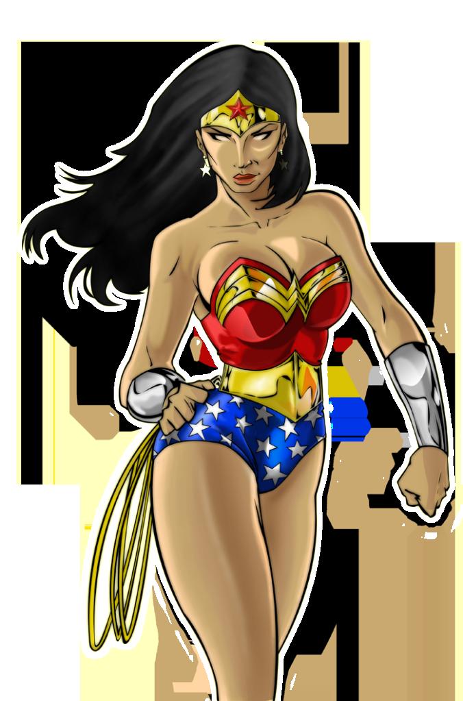 Wonder Woman Desenho Png Wonder Woman Wonder Image