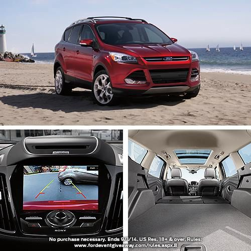 This 2014 Ford Escape Is Packed With Power Technology And A