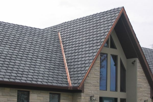 Synthetic Slate Roof Tile Manufacturers In 2020 Slate Roof Tiles Slate Roof Synthetic Slate Roofing