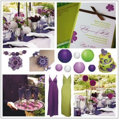 What Color Flowers Go With Lapis Dark Purple Wedding PurpleGreen Anniewe Can Pull Ideas From Here Starting Soon And Have It All Ready For Next Year